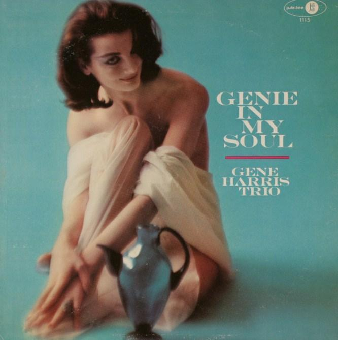 Gene Harris Genie In My Soul Jubilee JLP 1115