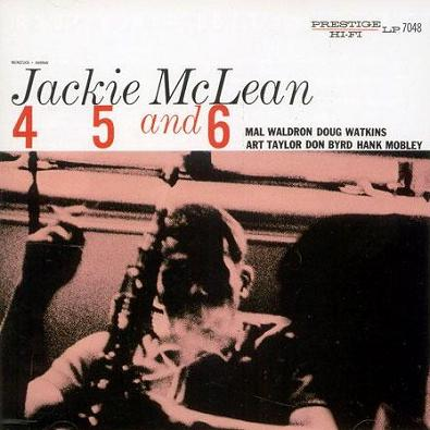 Jackie McLean 4, 5, And 6 Prestige PRLP 7048