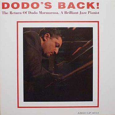 Dodo Marmarosa Dodos Back! Argo LP 4012