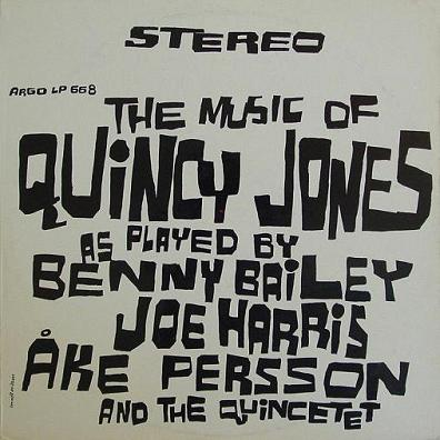 The Music Of Quincy Jones Argo LP 668