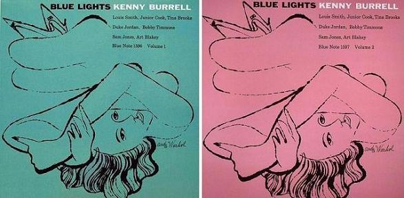 Kenny Burrell Blue Lights Blue Note
