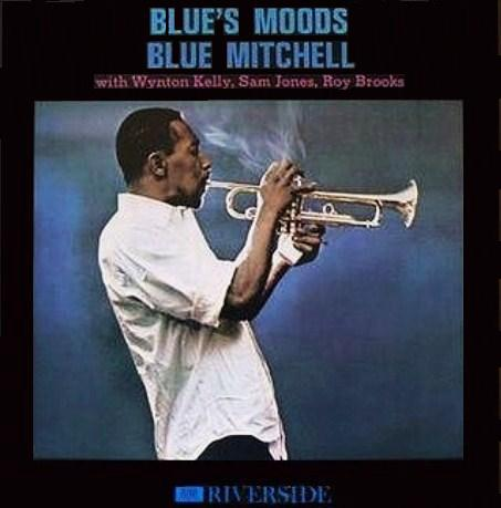 Blue Mitchell Blues Mood Riverside RLP 336