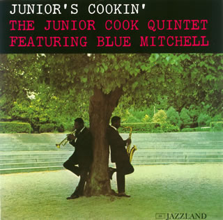 Junior Cook Juniors Cookin Jazzland JLP 58