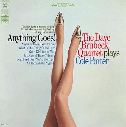 Dave Brubeck Anything Goes! Columbia CS 9402