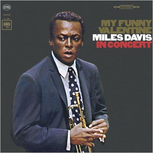 Miles Davis My Funny Valentine Columbia CS 9106