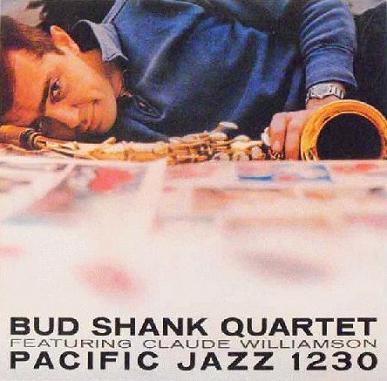 Bud Shank Quartet Pacific Jazz PJ 1230