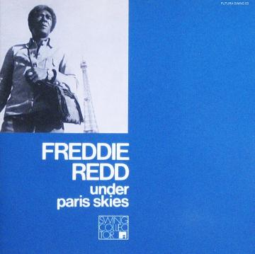 Freddie Redd Under Paris Skies Futura Swing 03