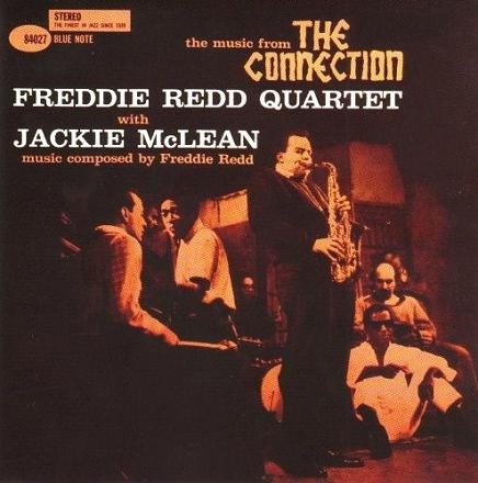 Freddie Redd The Connection Blue Note BST 84027