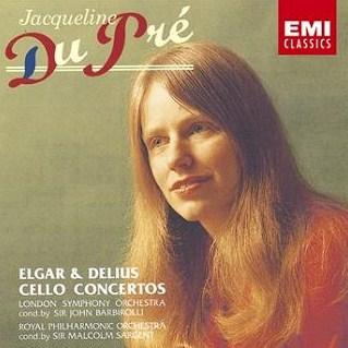 Jacqueline Du Pre Elgar  Delius Cello Concertos