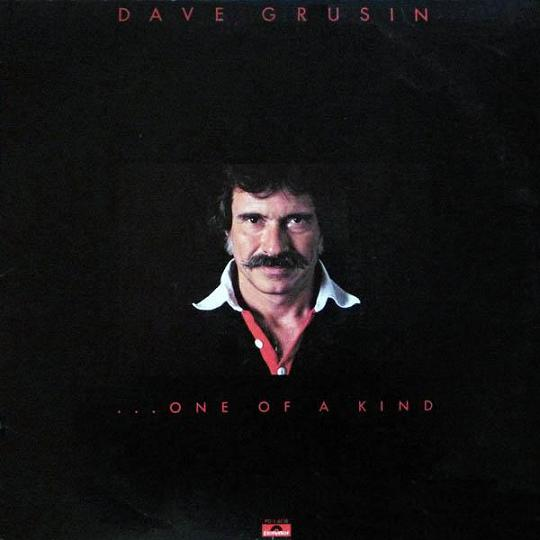 Dave Grusin ...One Of A Kind Polydor PD-1-6118