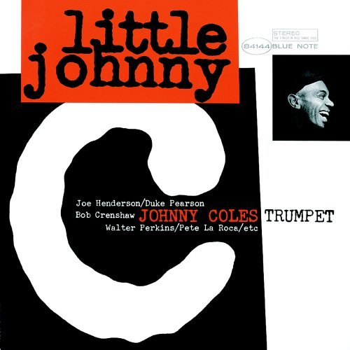 Johnny Coles Little Johnny C Blue Note BST 84144