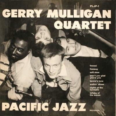Gerry Mulligan Quartet PLJP 1