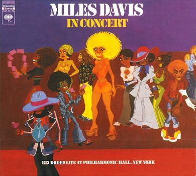 Miles Davis In Concert Columbia KG 32092