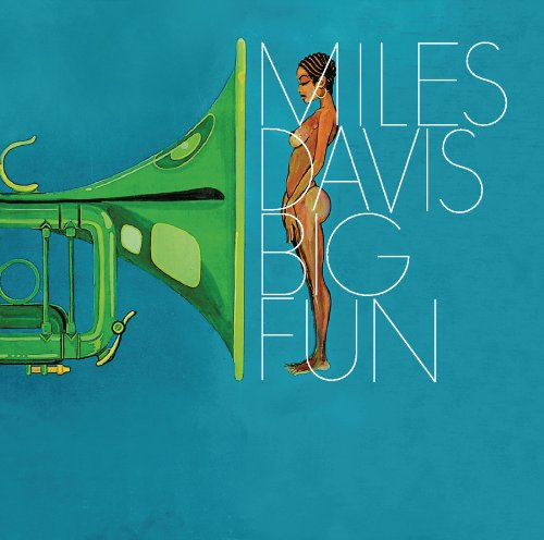 Miles Davis Big Fun Columbia C 32866