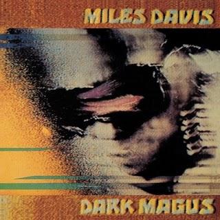 Miles Davis Dark Magus CBS Sony 28AP 2165-66