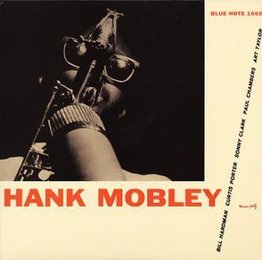 Hank Mobley Blue Note BLP 1568