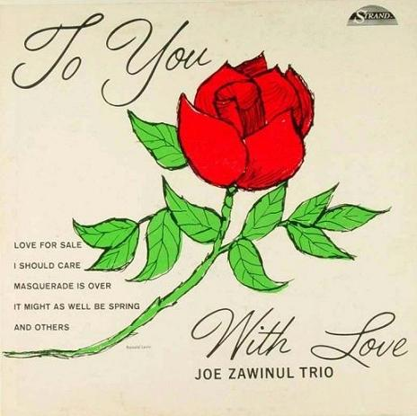 Joe Zawinul To You With Love Strand SL 1007