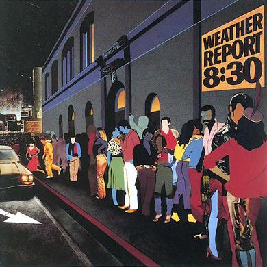 Weather Report 8 30 Columbia PC2 36030