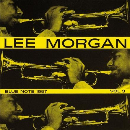 Lee Morgan Vol.3 Blue Note BLP 1557