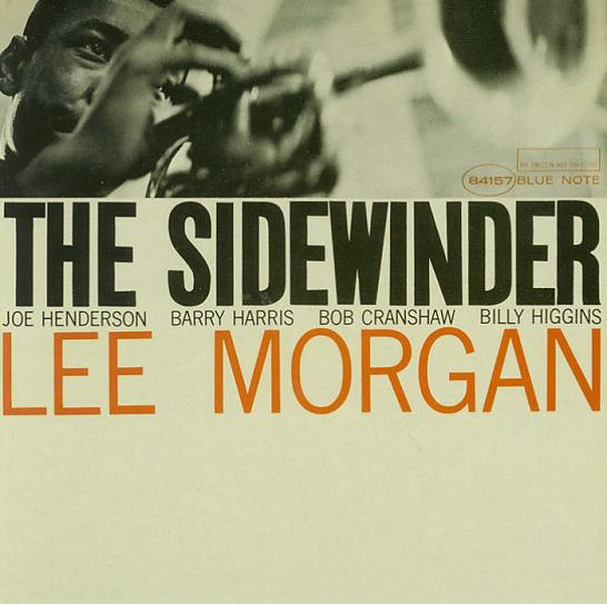 Lee Morgan The Sidewinder Blue Note BST 84157