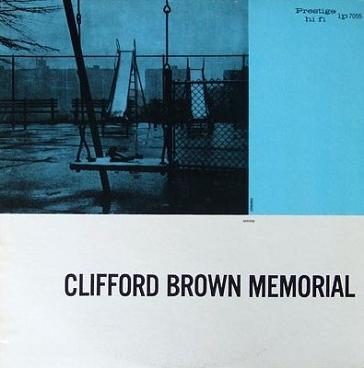 Clifford Brown Memorial  Prestige PRLP
