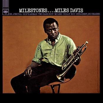 Miles Davis Milestones.... Columbia CL 1193