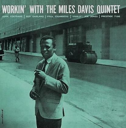 Miles Davis Workin  Prestige PRLP 7166