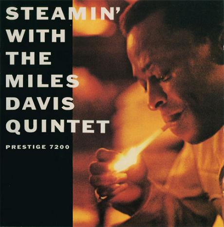 Miles Davis Steamin With The Miles Davis Quintet Prestige PRLP 7200