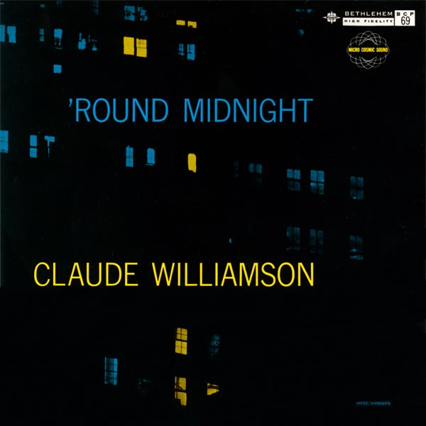 Claude Williamson Round Midnight Bethlehem BCP-69