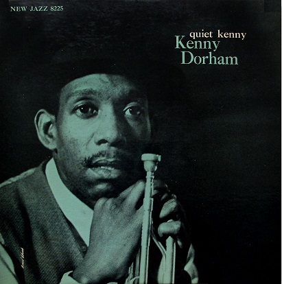 Kenny Dorham Quiet Kenny New Jazz 8225