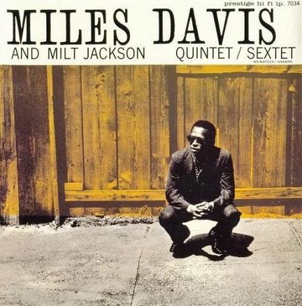 Miles Davis And Milt Jackson Prestige PRLP 7034