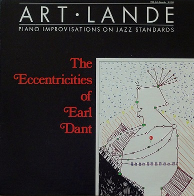 Art Lande The Eccentricities Of Earl Dant