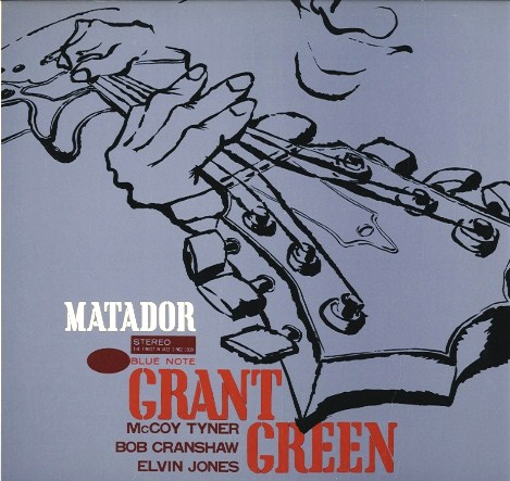 Grant Green Matador Blue Note King GXF-3053
