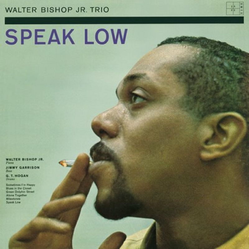 Walter Bishop Jr. Speak Low Jazztime JT-002