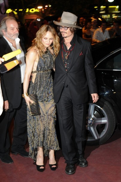 Johnny & Vanessa in Cannes