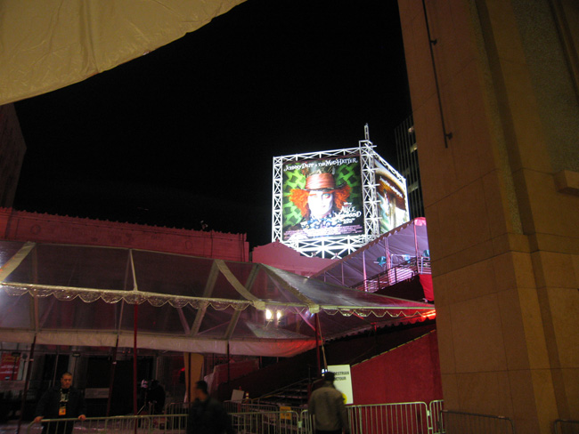 アリス ジョニーデップ マッドハッター ベオグラード映画祭 ジョニーデップ  TART OPTICAL タート ヒースレジャー オプティカル ゴールデングローブ the tourist ハリウッド