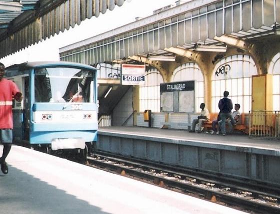 スターリングラード駅