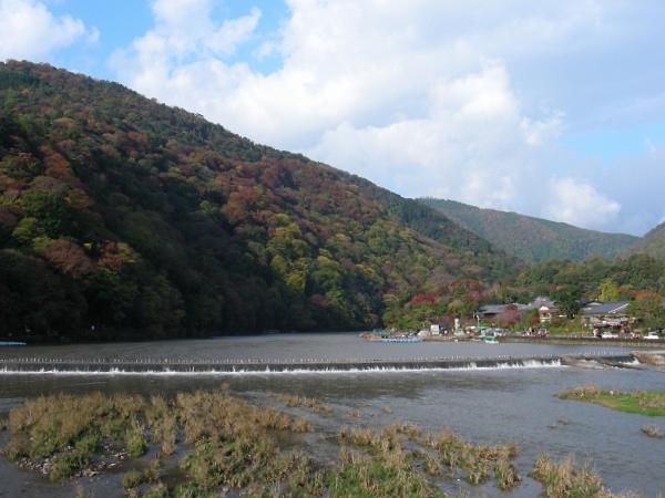 嵐山紅葉2011 102
