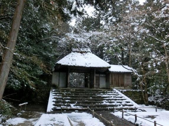 雪銀閣寺浄土寺 187