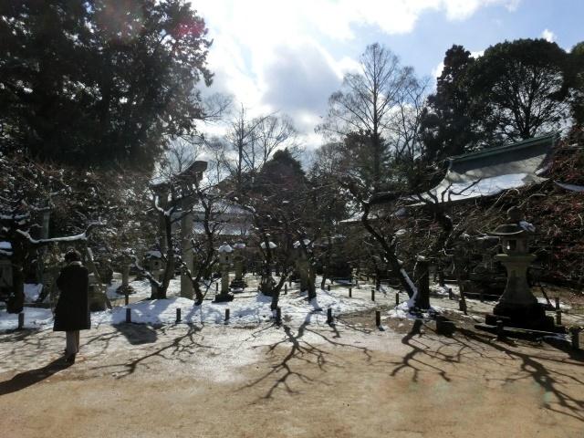 雪銀閣寺浄土寺 058