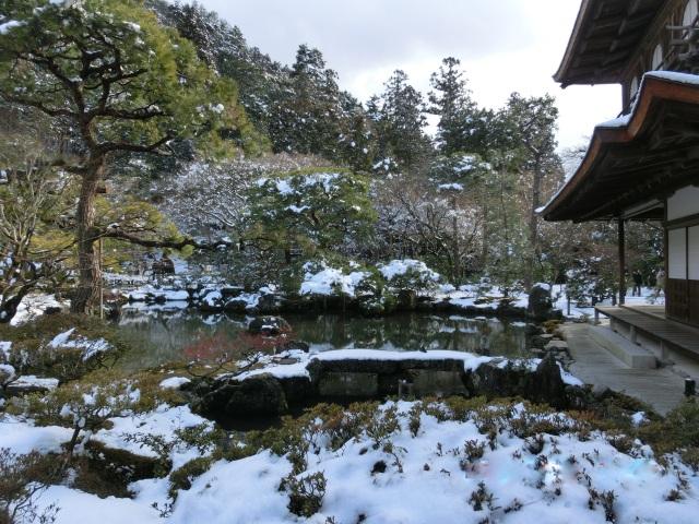 雪銀閣寺浄土寺 105