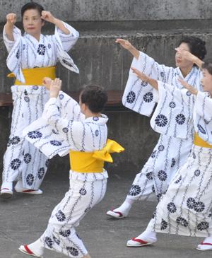 宮津踊り5