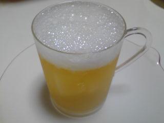 ビールゼリー