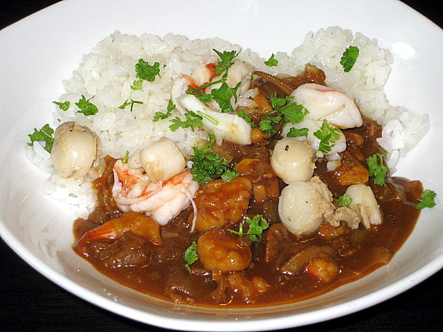 seafood-curry