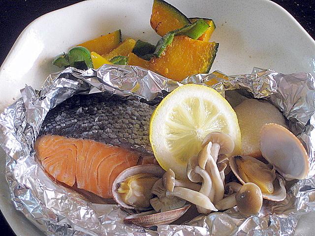 salmon-hoilyaki