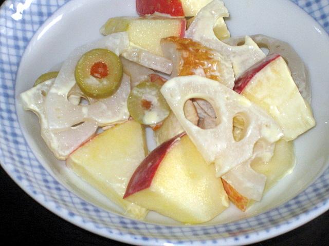 apple-renkon-salad