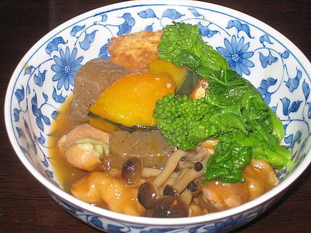 tori-jibuni