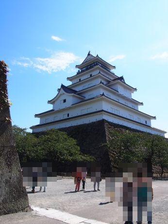 鶴ヶ城_140921