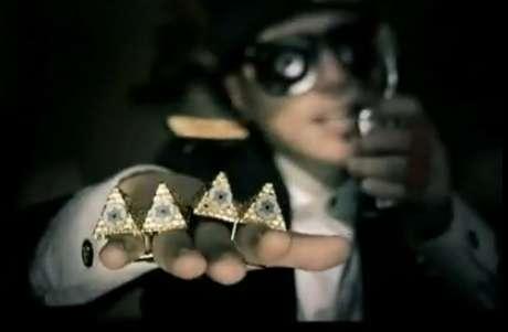ピラミッド・アイ+六芒星1