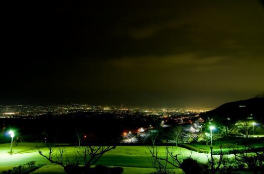 _DSC0025 フルーツ公園 夜景